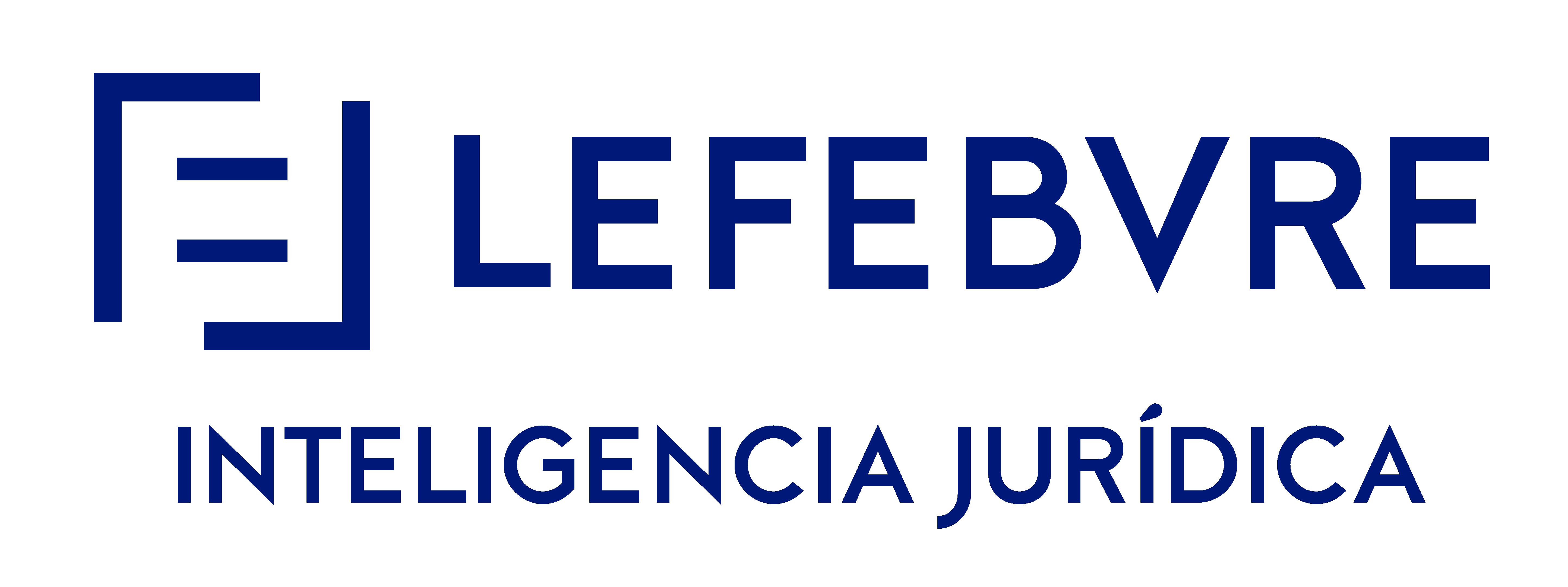 Logotipo Lefebvre VH+IJ